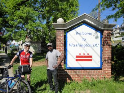 Day9 - To DC